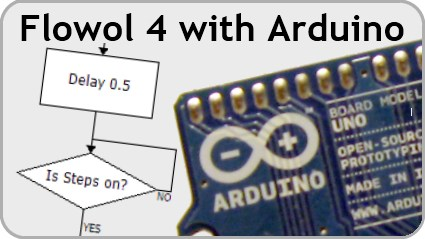 Flowol with Arduino