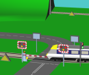 Level Crossing (included with Flowol 4)
